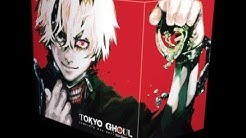 Tokyo Ghoul BOX SET MANGA!!LETS GET IT.