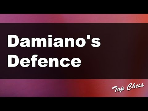Chess Online - Damiano's defence
