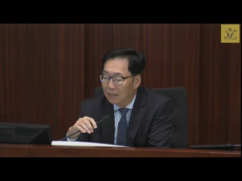 Third Finance Committee meeting (2017/07/19)