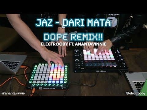 JAZ DARI MATA DOPE REMIX - ELECTROOBY ft. ANANTAVINNIE