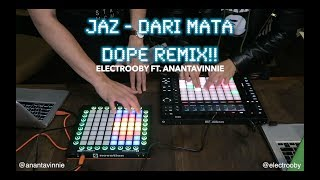 Download lagu JAZ DARI MATA DOPE REMIX - ELECTROOBY ft. ANANTAVINNIE