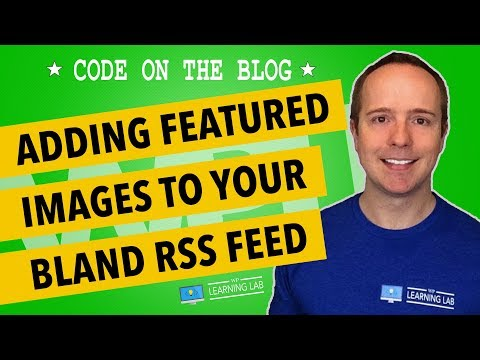 RSS Feed With Images