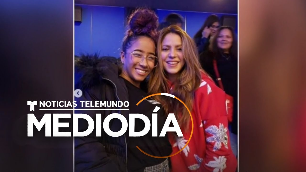 Download La coreógrafa de Shakira en el Super Bowl 2020 tiene solo 18 años   Noticias Telemundo