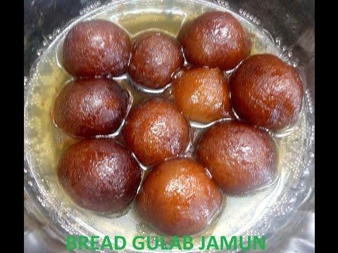 bread gulab jamun (Malayalam)