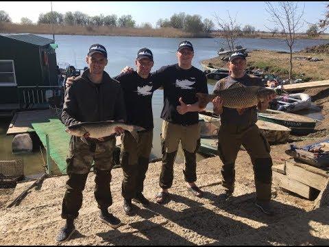 Рыбалка на раскатах в Астрахани, весна 2019.  Соревнования Volzhanka Club