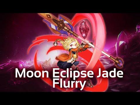 Moon Eclipse Jade (Flurry) ДКУ Лунного Затмения (Бестия)