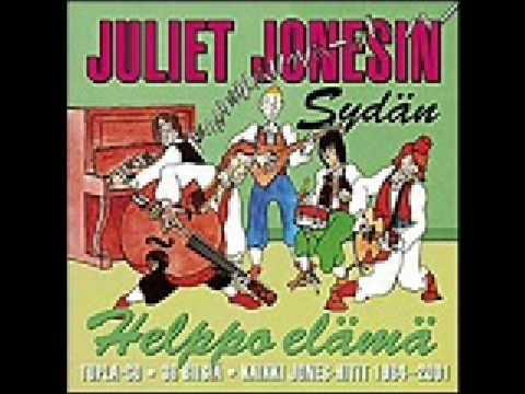 Juliet Jonesin Sydän - Helppo Elämä +sanat