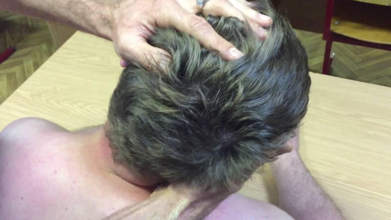Лечение шейного остеохондроза без таблеток! Как убрать головную боль за 5 минут!