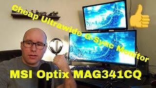 Mag27Cq G Sync