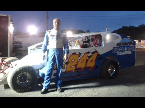 Modifieds at Middletown 2019 - Chris Whitehead Wins