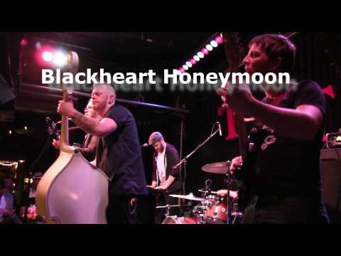Blackheart Honeymoon at the Tractor Tavern, May 22nd 2013