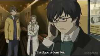 Eden of the East Episode 11 English Subbed