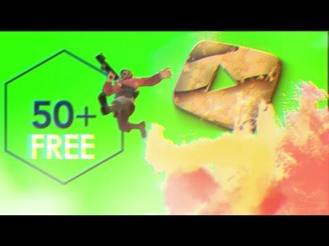 50+ Green Screen Effects Pack