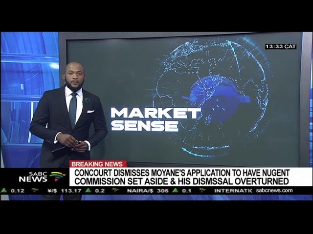 Moyane loses ConCourt bid to set aside his dismissal