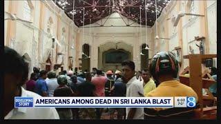 Americans among the dead in Sri Lanka blasts