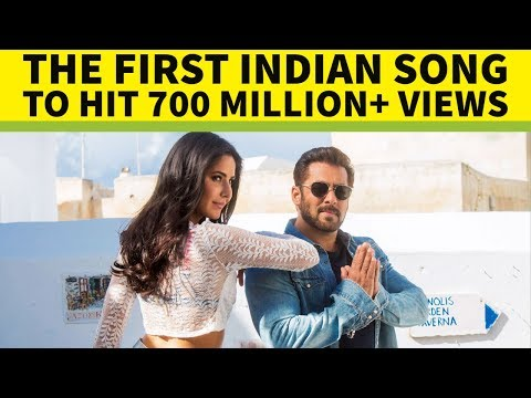 First Indian Song to Reach 100, 200, 300, 400, 500, 600, 700 Million Views on Youtube