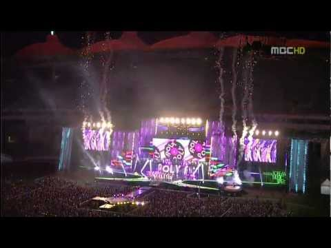 T-ara - Roly Poly [Incheon Korean Music Wave] Live HD