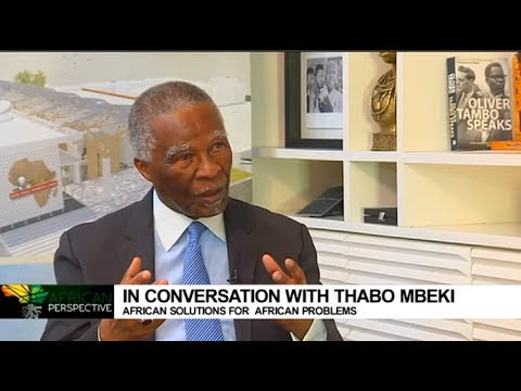 African Perspective in conversation with Thabo Mbeki