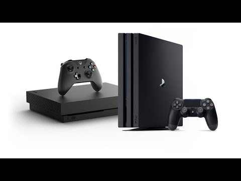 """Media Claims Xbox One X """"Blows The Competition Out Of The Water"""" 