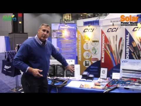 Solar Power International 2013 – TRC – Micro Parallel Inverter