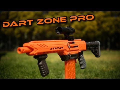Dart Zone Pro - The Best Nerf Blaster (Out of the Box) from YouTube · Duration:  17 minutes 39 seconds