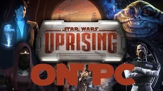 Star Wars: Uprising PC [DOWNLOAD] [TUTORIAL]