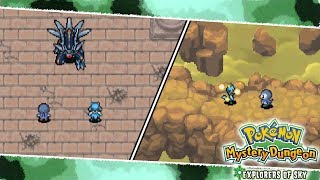 Final Battle + Ending | Pokemon Mystery Dungeon: Explorers of Sky