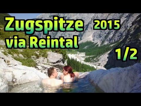 Zugspitze über das Reintal (Partnachklamm, Felsenbadewanne) Teil 1 #127