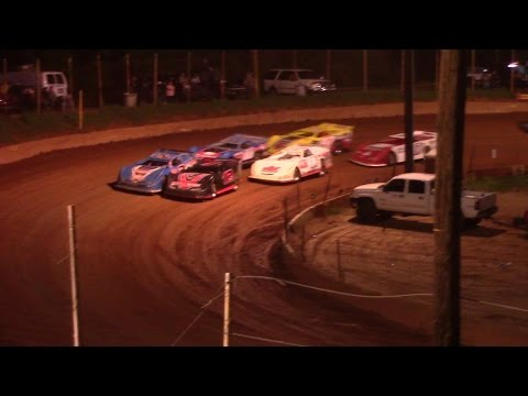 Winder Barrow Speedway Limited Late Model Feature Race 4/8/17