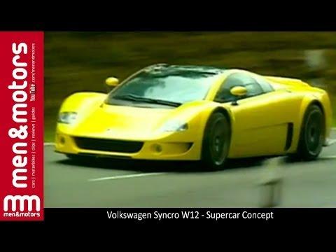 Volkswagen Syncro W12 - Supercar Concept