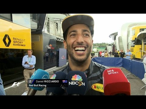 Drivers Report Back After The Race | German Grand Prix 2016