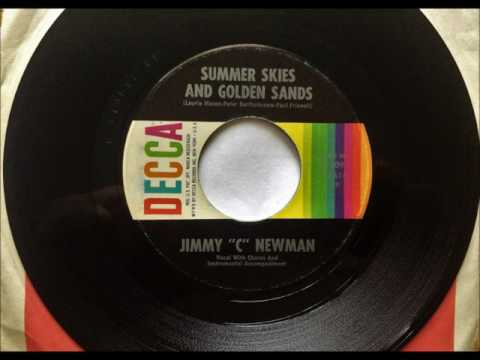 Summer Skies And Golden Sands , Jimmy C  Newman , 1964