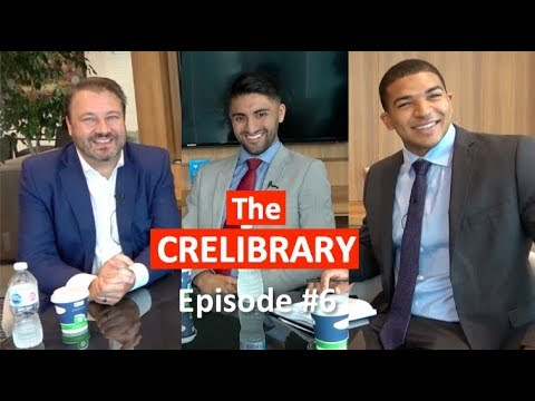 Capital Markets with Colliers' Scott Chandler | CRELIBRARY Episode #6