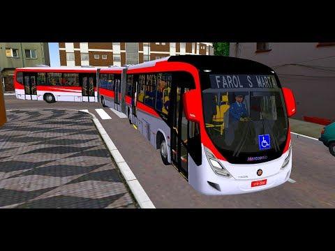 [OMSI 2]  Viale BRT - Bi Articulado Volvo B340M W.I.P
