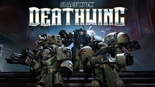 1080p60 Max Settings - Space Marines lighting up the darkness with gunfire