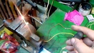 кнопка примусового включення вентилятора інжектор
