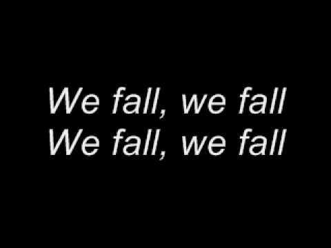 Dead Celebrity Status - We Fall, We Fall [Lyrics]