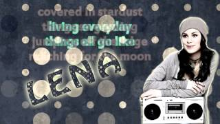 Lena Meyer Landrut - Stardust - Lyrics