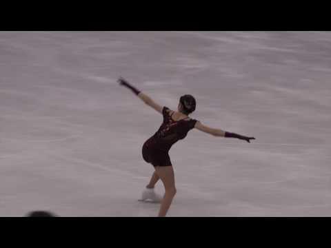 """""""Full Video"""" 2018 Winter Olympics Figure Skating Free Evgenia MEDVEDEVA (OAR)"""