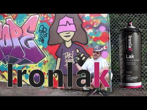 Old School Graffiti E2E Mini 3d Tutorial - Feat: Lak By Ironlak