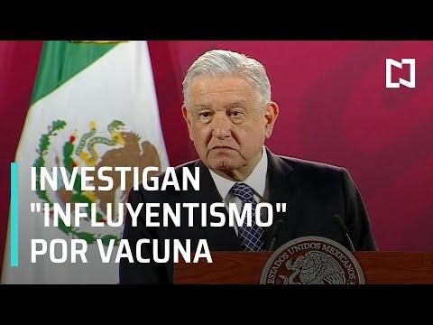 """Investigan caso de """"influyentismo"""" por vacuna contra Covid-19 - Las Noticias"""