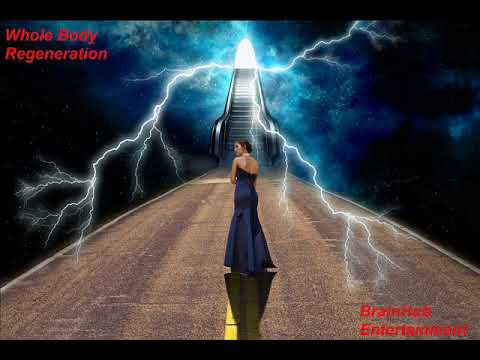 Whole Body Regeneration   Full Body Healing   Meditation Music - Binaural Beats