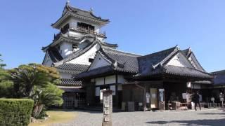 小春日和に誘われ、久しぶりに高知城を訪ねました。(2015/12/08) 追手門...