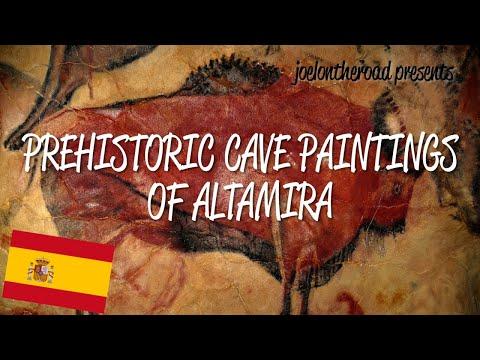 Prehistoric Rock Art of Altamira - UNESCO World Heritage Site