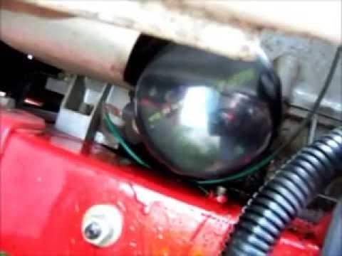 Huskee Supreme SLT 4600 Mower, 22hp Briggs And Oil Change