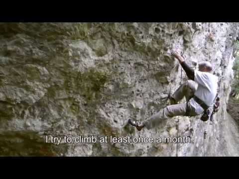 Inspiring 72-year-old Rock Climber from Japan Ogawa-San (Short Documentary) 小川さん