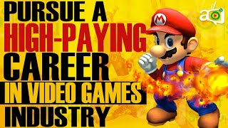 The 10 Best Careers in the Video Games Industry