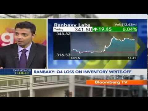 Earnings Edge- Ranbaxy Q4: Co Allays U.S. FDA Fears