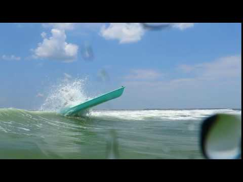 Solo Skiff Surf