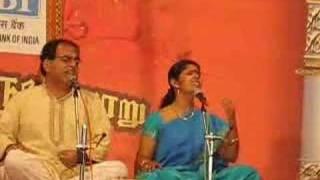 Sriram Parasuram & Anuradha Sriram